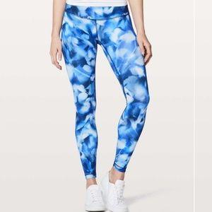 lululemon athletica Pants - Lululemon Wunder Under Tight LR Pants Leggings 4